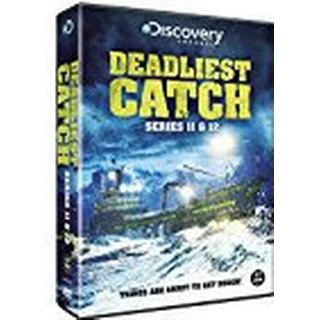 Deadliest Catch: Series 11 & 12 [DVD]